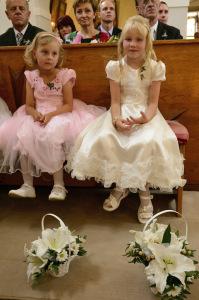 Kompletní svatební květinová výzdoba| Autor: Magda Lebišová | Foto: Fotostudio JS