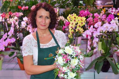Magda Lebišová - Květinářství Rozkvetlý domov Žďár nad Sázavou