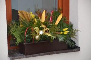 Květinové výzdoby | Autor: Magda Lebišová