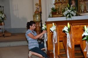 Svatební příprava a výzdoba | Autor: Magda Lebišová