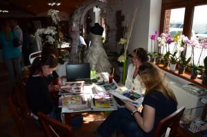 Svatební veletrh | Magda Lebišová
