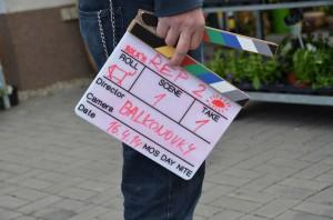 Z televizního natáčení | Rozkvetlý domov Žďár nad Sázavou